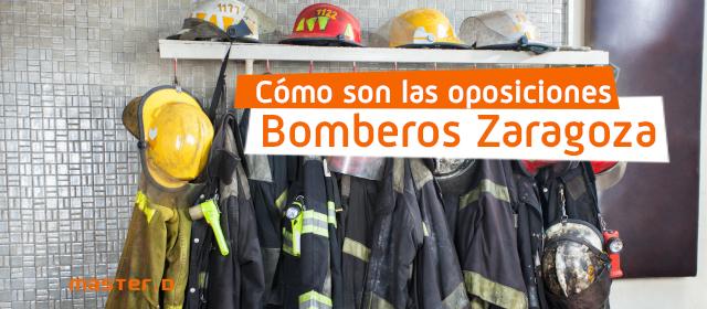 pruebas oposiciones bomberos Zaragoza