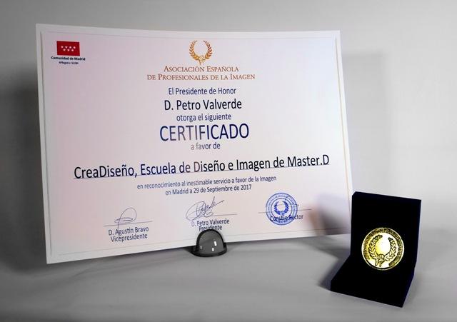 Escuela Diseño MasterD