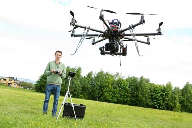 Ser Piloto Drones