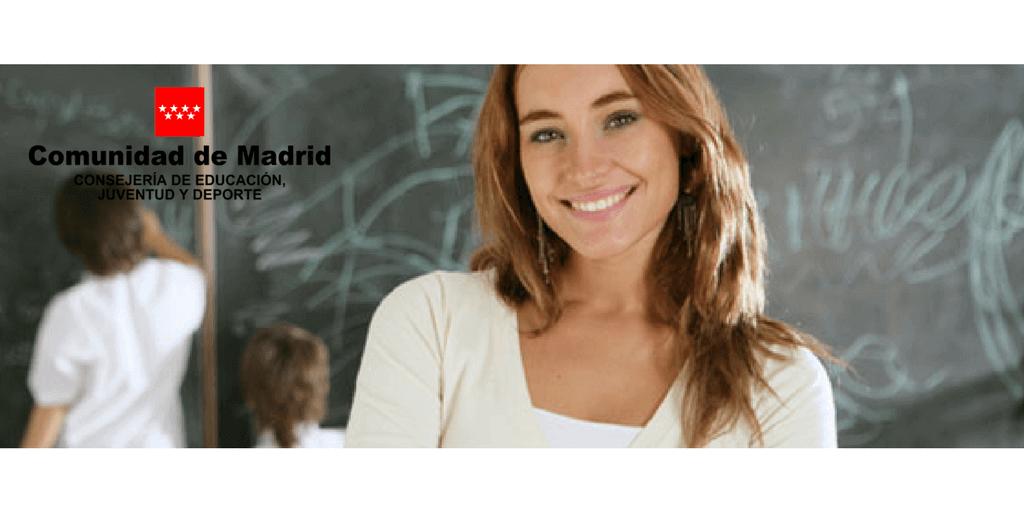 Oposiciones maestros y profesores Madrid