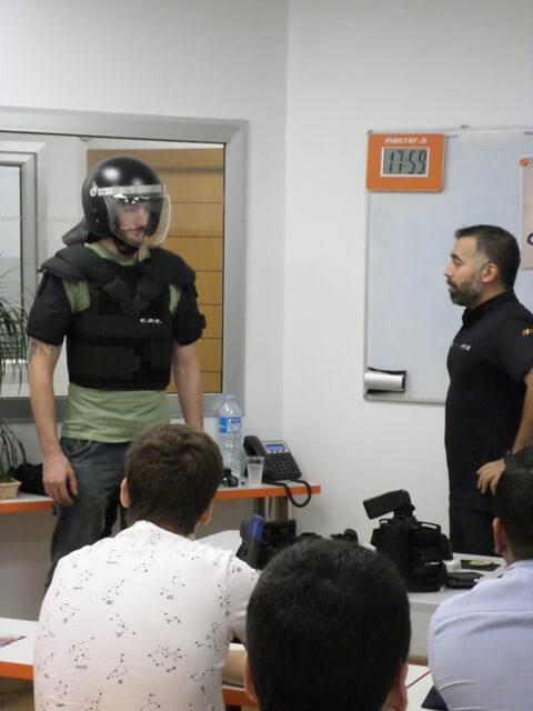 preparacion oposiciones masterd malaga