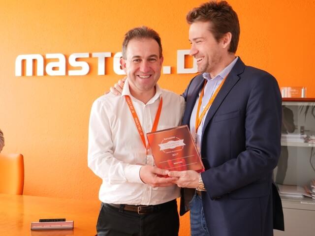 MasterD Premio Excelencia Educativa TuMaster