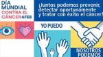 Día Mundial contra el Cáncer: El cáncer en España