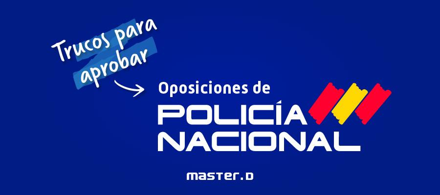 Cómo aprobar oposiciones policía