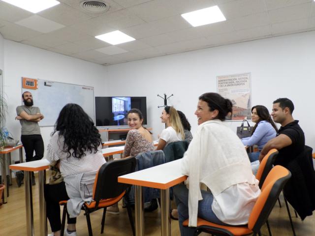 academia diseño interiores malaga