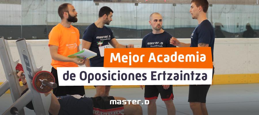 Academia Oposiciones Ertzaintza Bilbao