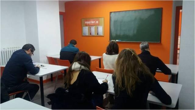Preparación oposiciones justicia Pamplona, academia MasterD
