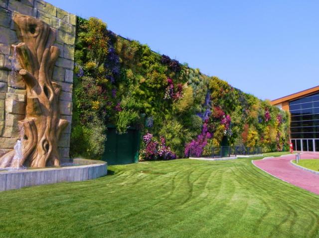 que es un jardin vertical