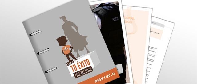 Temario Ertzaintza, Oposiciones MasterD