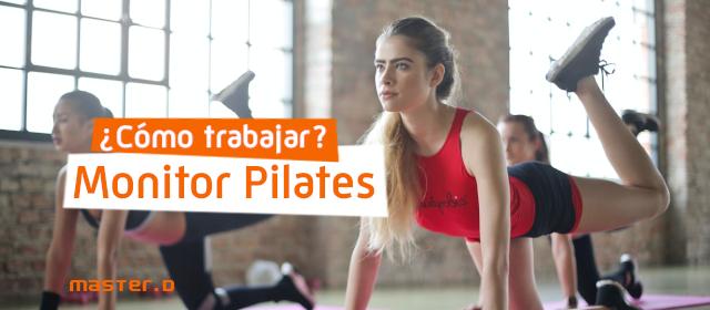 Cómo ser monitor de Pilates