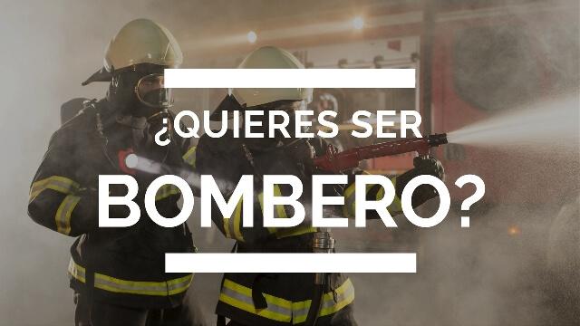Clases Oposiciones Bombero