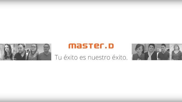 Cómo es estudiar en MasterD