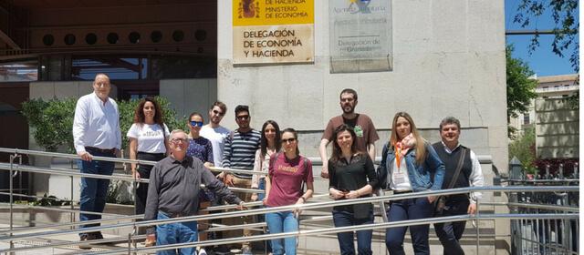 Oposiciones Hacienda MasterD Granada