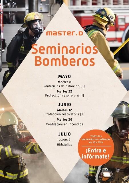 clases para bombero