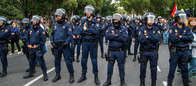 Academia Policía Nacional Burgos