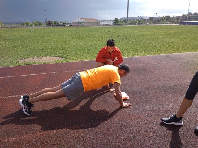 preparacion pruebas fisicas oposiciones