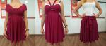 Taller sobre el vestido multiposición de CreaDiseño en MasterD Granada