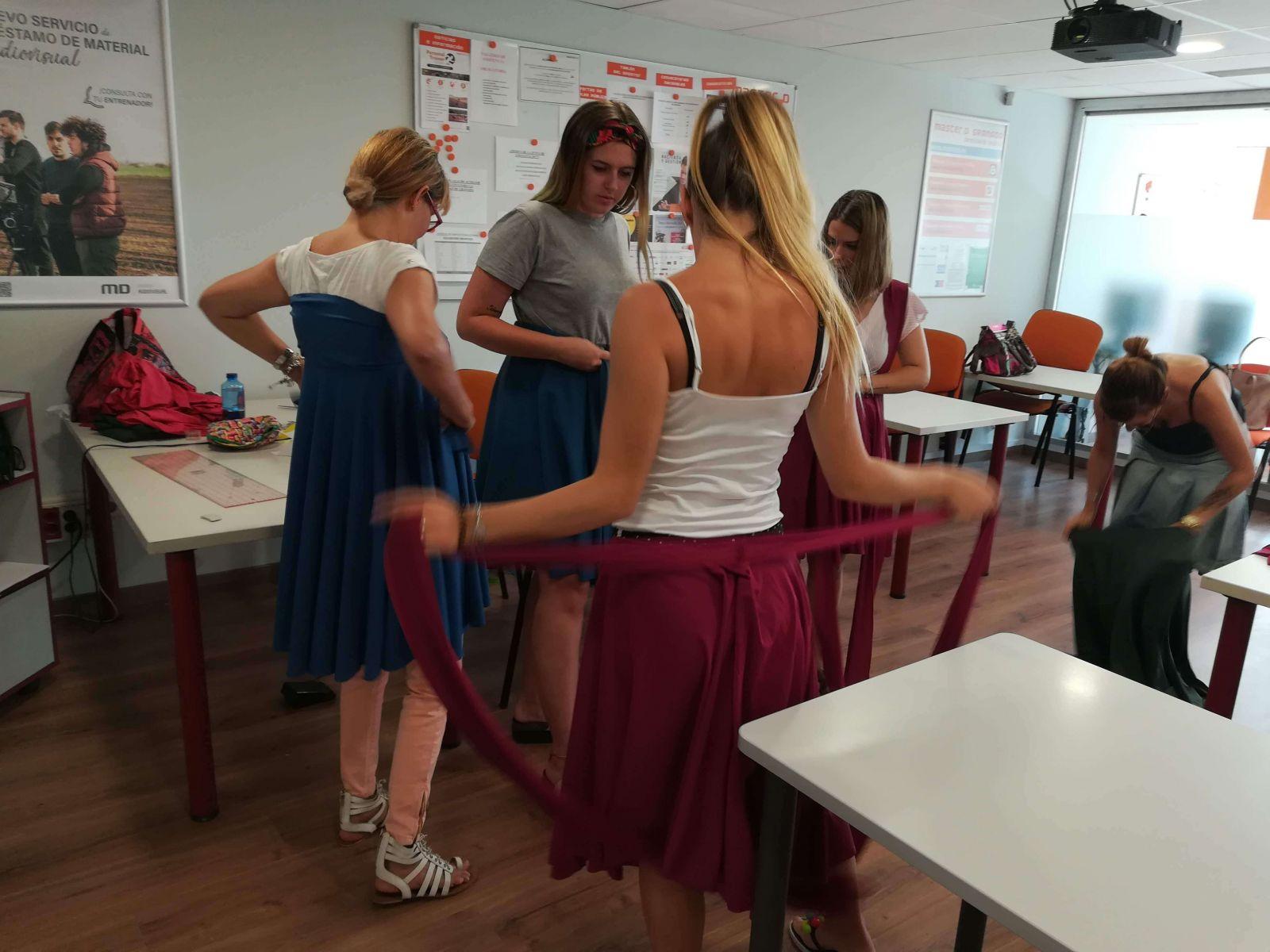 Alumnos Diseño MasterD Granada