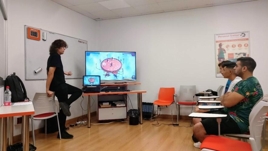 Estudiar videojuegos