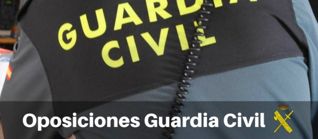 Altura Mínima Guardia Civil