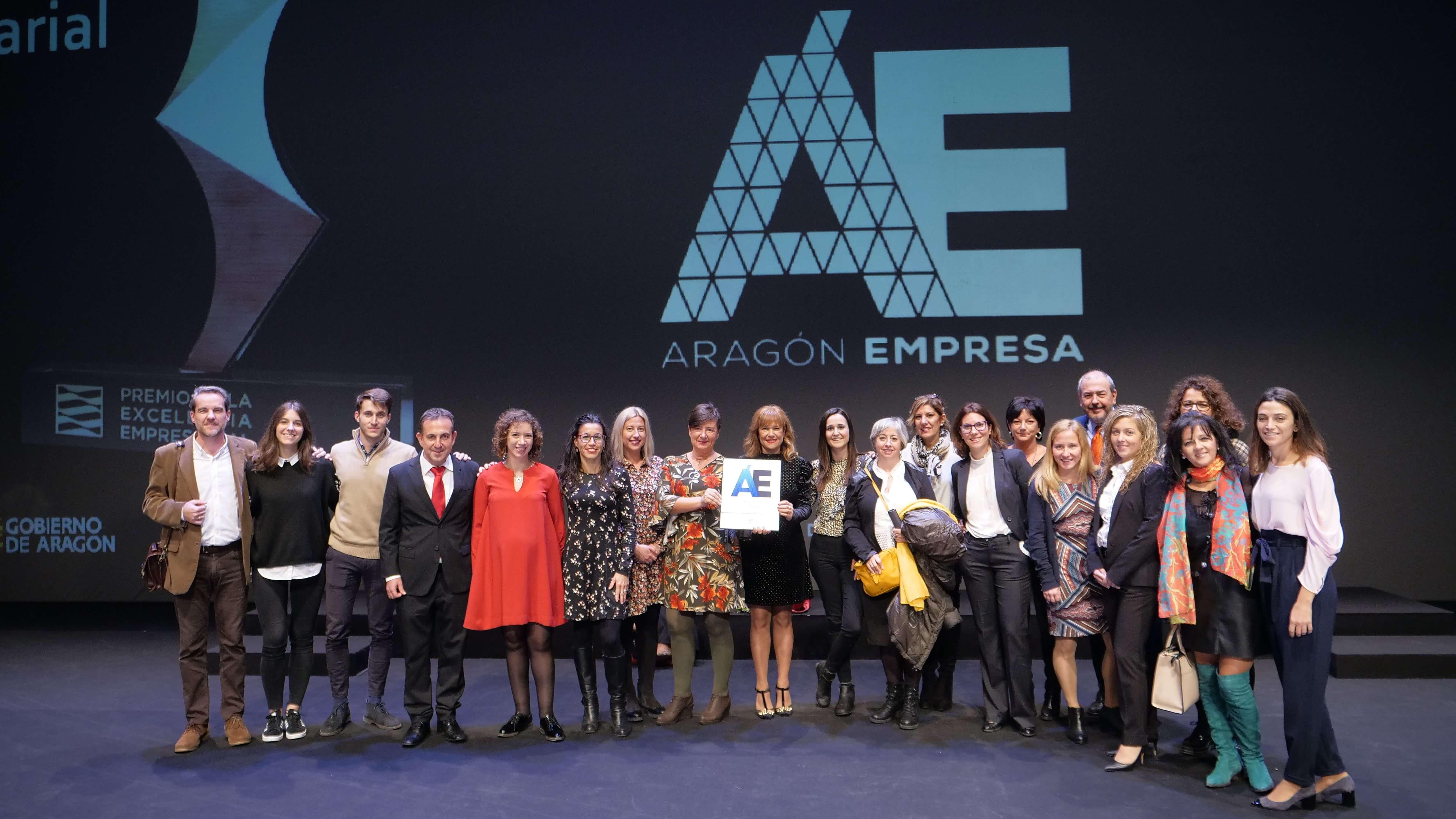 MasterD en Aragón Empresa 2018