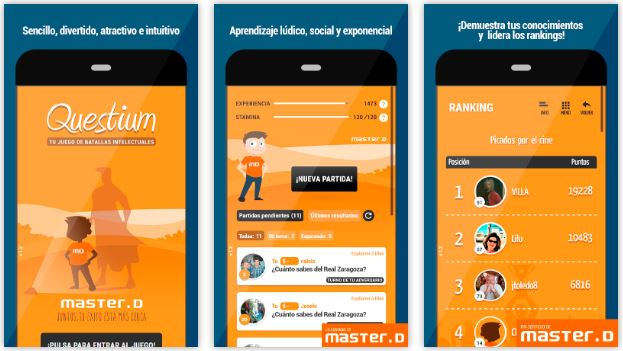 App Questium