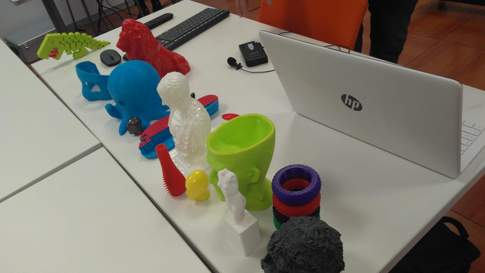 Fases para imprimir en 3D