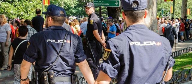 Policía Nacional Funciones