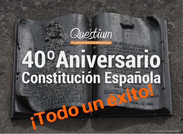 constitucion española masterd