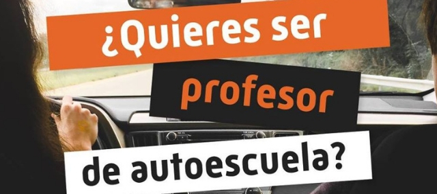 Ser Profesor de Autoescuela
