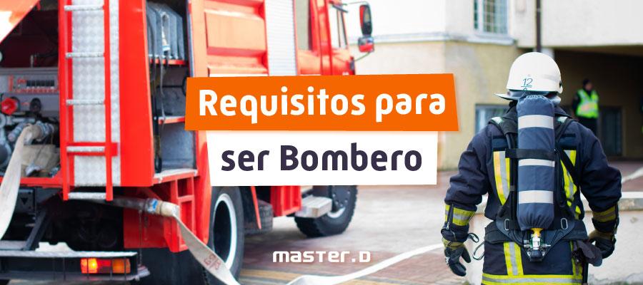 Preparación oposiciones bombero.
