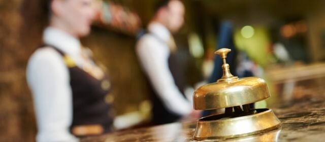 Funciones Recepcionista de Hotel