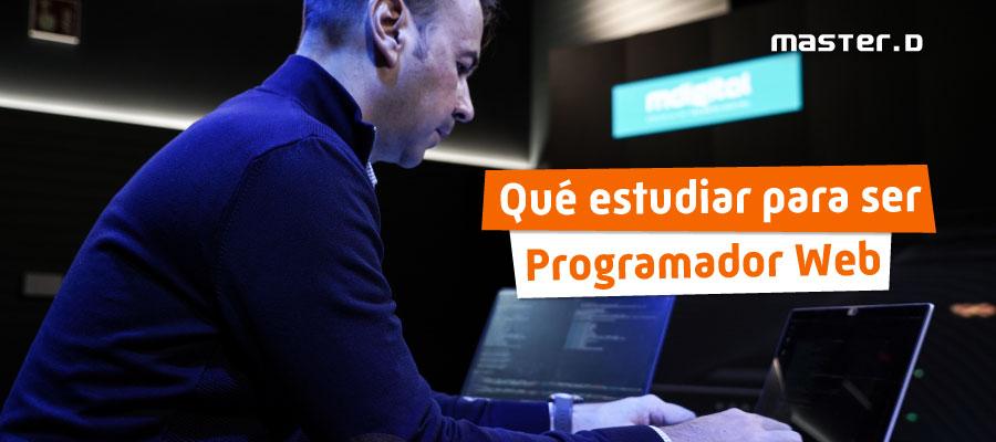 Cómo ser programador web