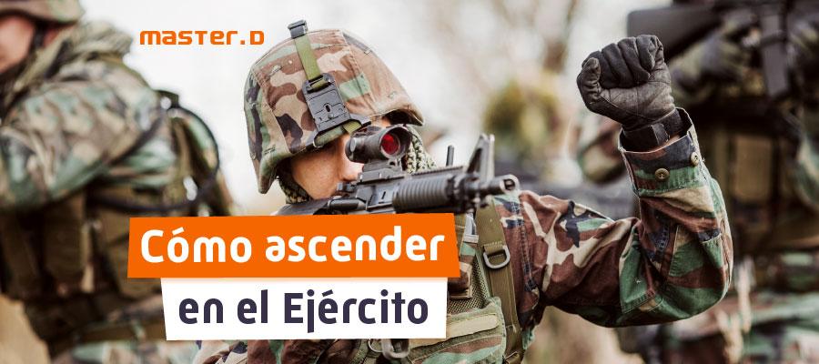 Cómo renovar el contrato con el ejército