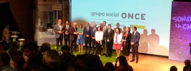Premios ONCE Aragón