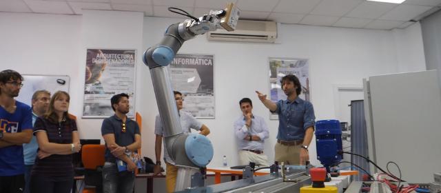 Qué es robótica