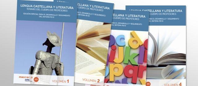 Mejor Temario Lengua y Literatura