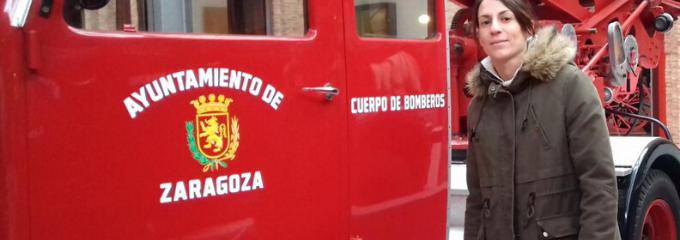 mujeres cuerpo de bomberos