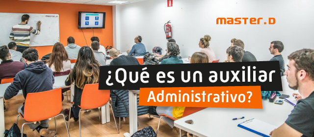 Estudiar para Auxiliar Administrativo