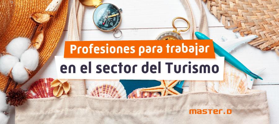 Profesiones para trabajar en turismo
