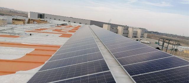 Instalación fotovoltaica de autoconsumo MasterD