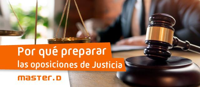 Razones estudiar las Oposiciones Justicia