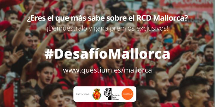 #DesafíoMallorca