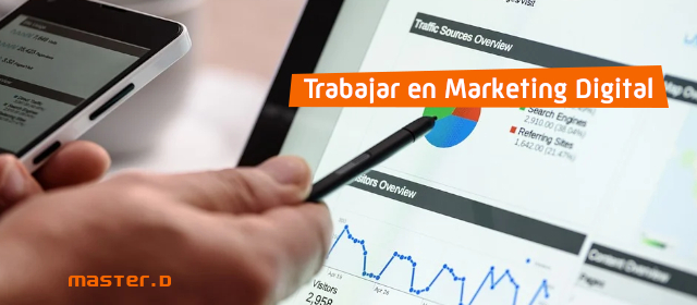 Estudiar en Marketing Digital