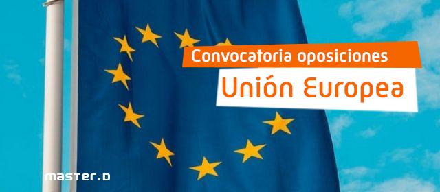 Convocatoria de la UE