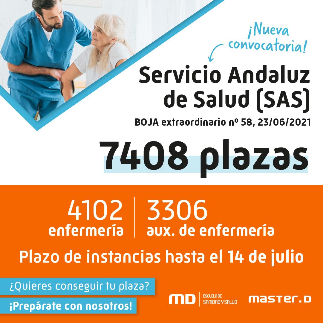 Convocatoria SAS 2021