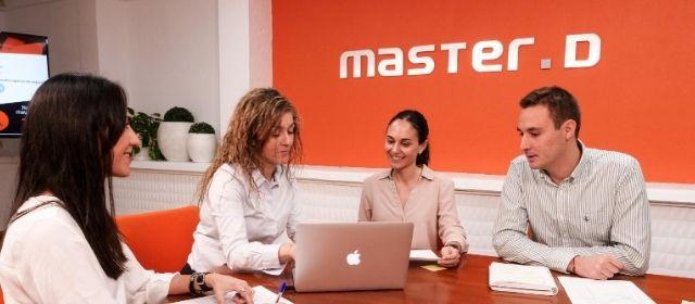 Compra MasterD y KKR