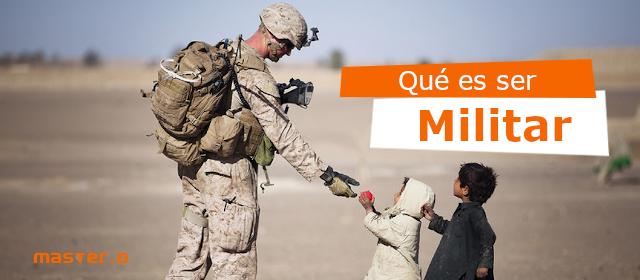 Qué Es Ser Militar Y Qué Hace Un Militar Español