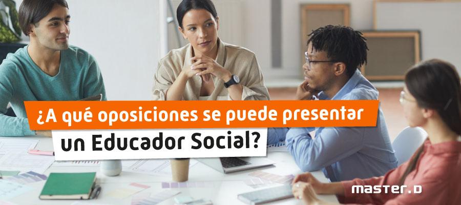 oposiciones educador social
