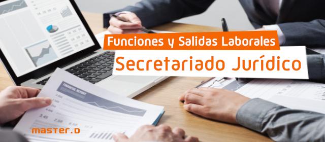 Estudiar secretariado jurídico online